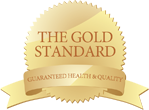 The Gold Standard, Guaranteed Health & Quality
