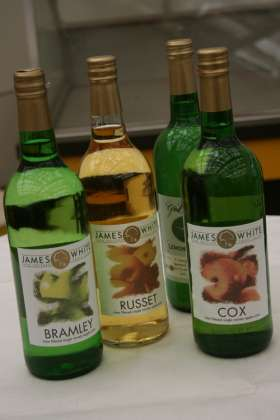 Bramley Apple Juice